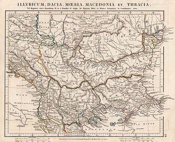 Europe  Antique Prints Maps